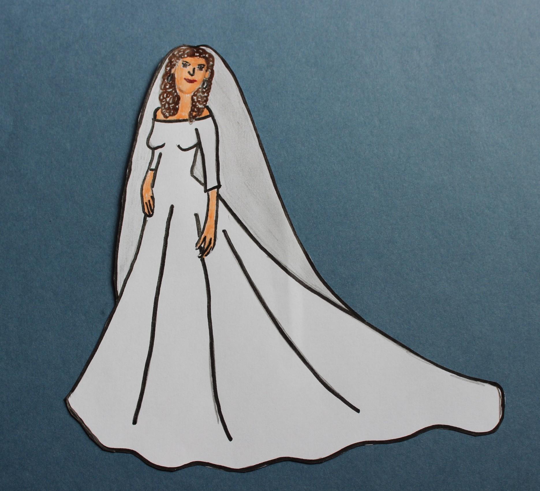 Le choix de ma robe de mariée : entre compromis et solutions ingénieuses