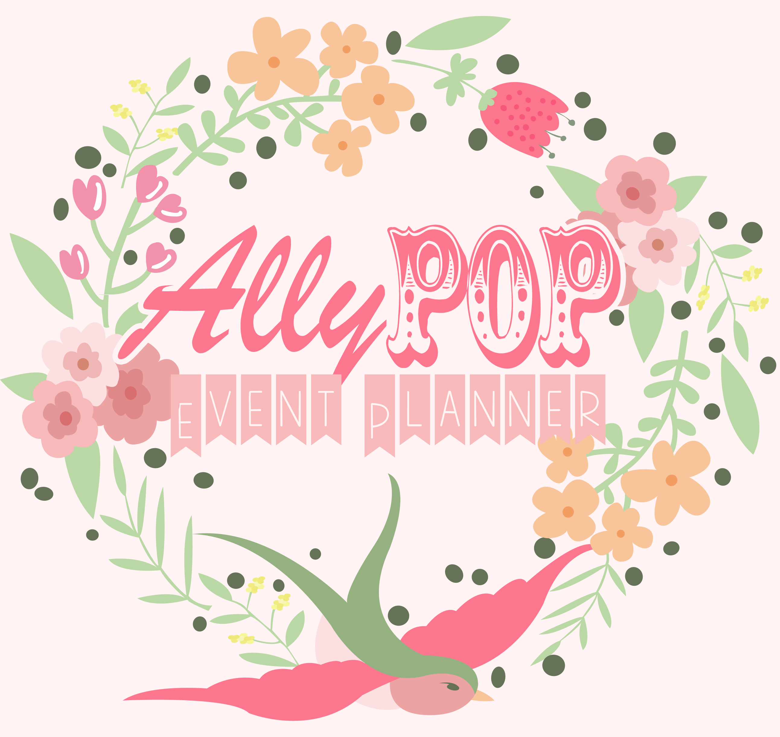 Ally POP Event Planner