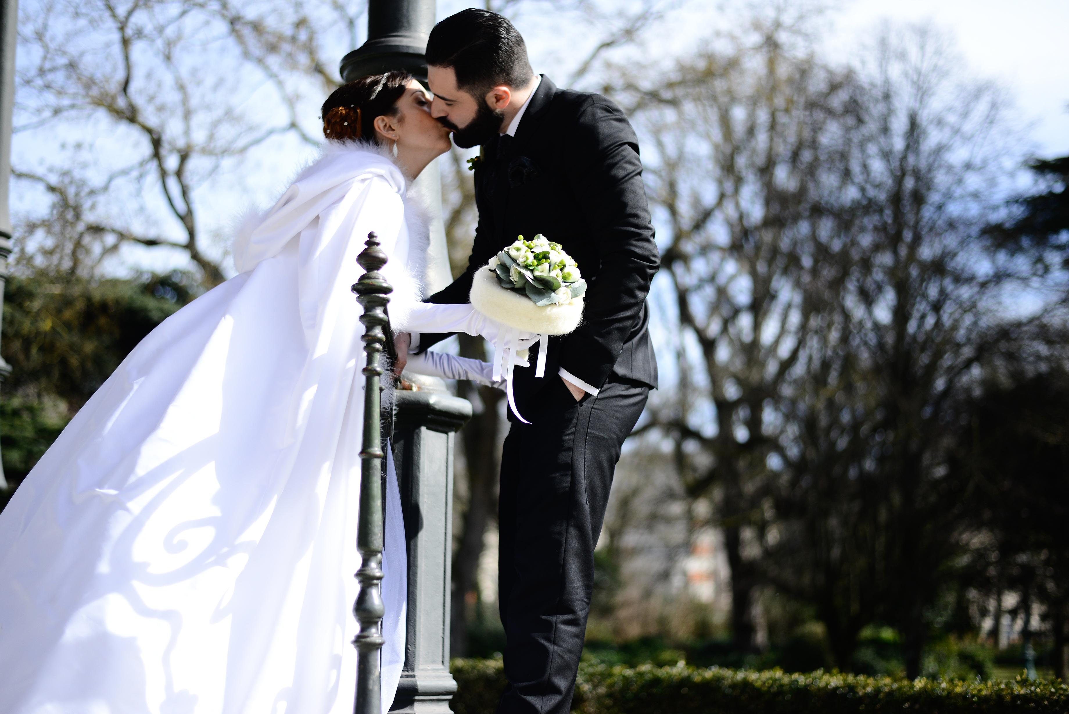 Mon mariage de Reine des Neiges : la découverte et les photos de couple