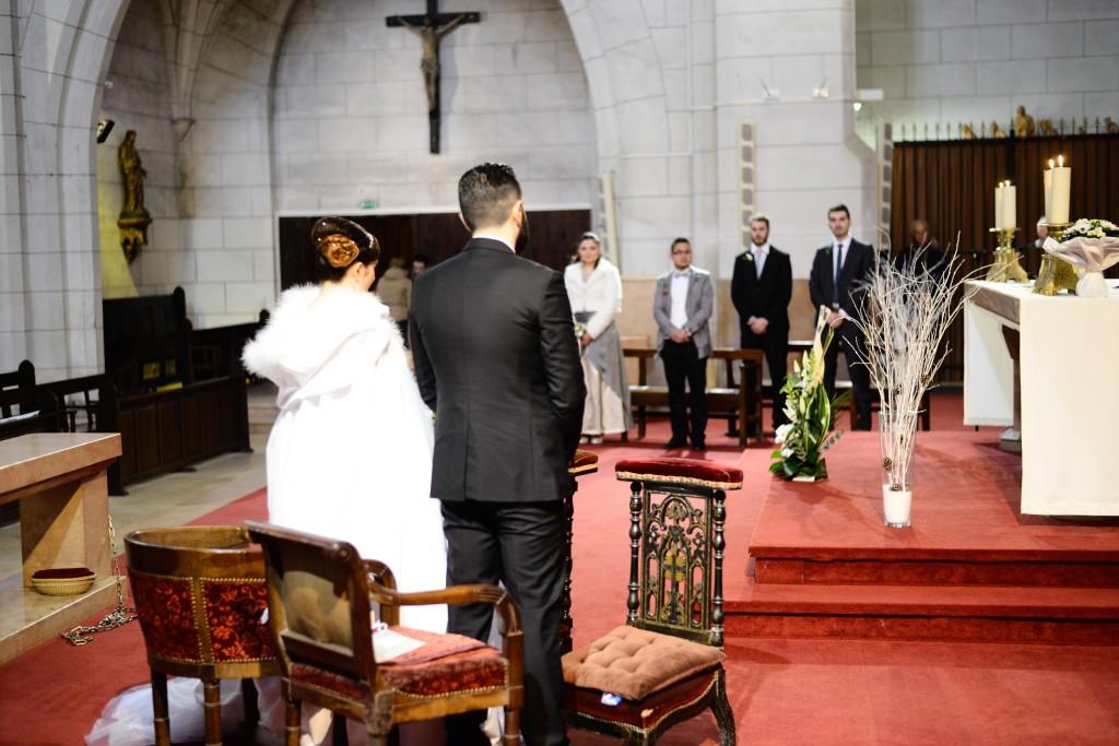 Déroulé de notre cérémonie religieuse // Photo : Basile Crespin pour OccitanMultimédia