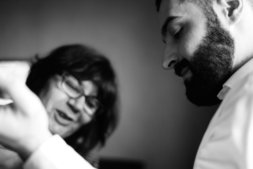 Préparatifs du marié le jour J // Photo : Basile Crespin pour OccitanMultimédia