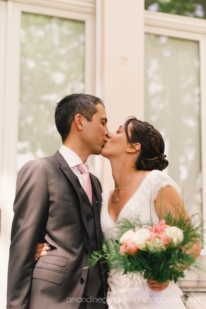 Mon mariage champêtre avec une note de romantisme : la cérémonie civile
