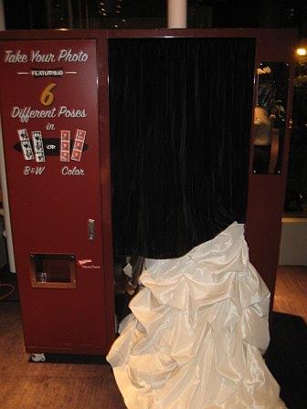 Animation du mariage : mettre en place un photobooth
