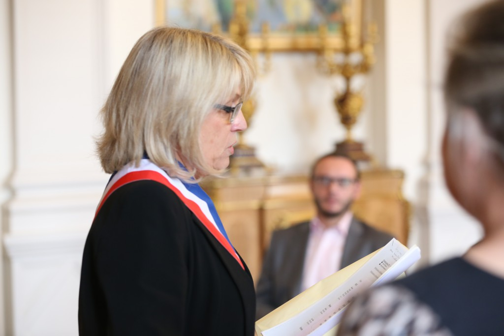 Déroulé de la cérémonie civile