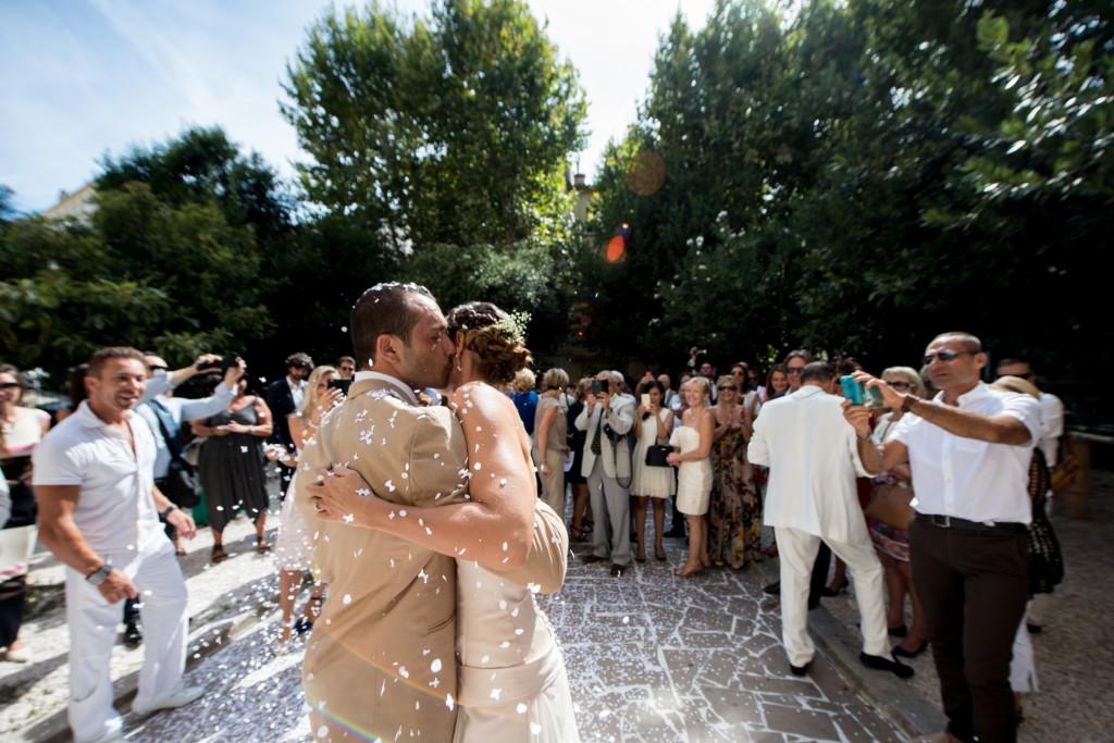 Le mariage champêtre de Kathleen dans un ancien moulin à huile - Photo Cedric Moulard (10)