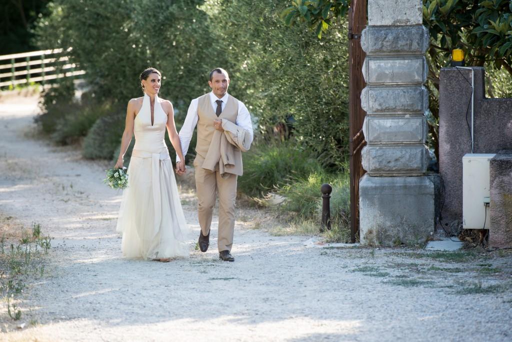 Le mariage champêtre de Kathleen dans un ancien moulin à huile - Photo Cedric Moulard (15)