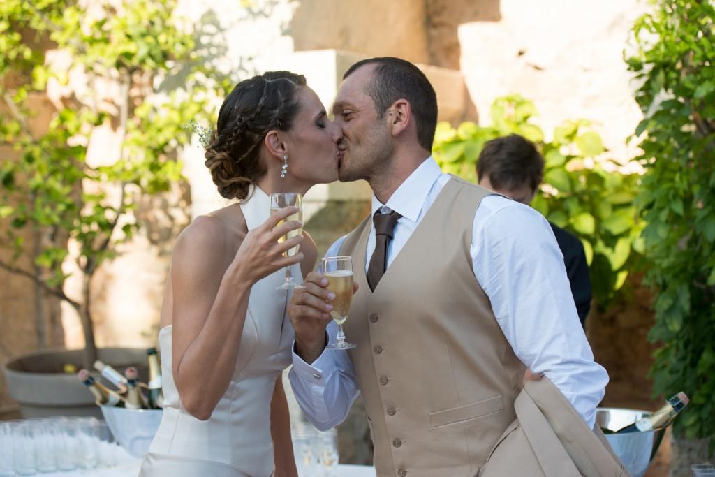 Le mariage champêtre de Kathleen dans un ancien moulin à huile - Photo Cedric Moulard (16)