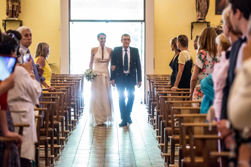 Le mariage champêtre de Kathleen dans un ancien moulin à huile - Photo Cedric Moulard (5)