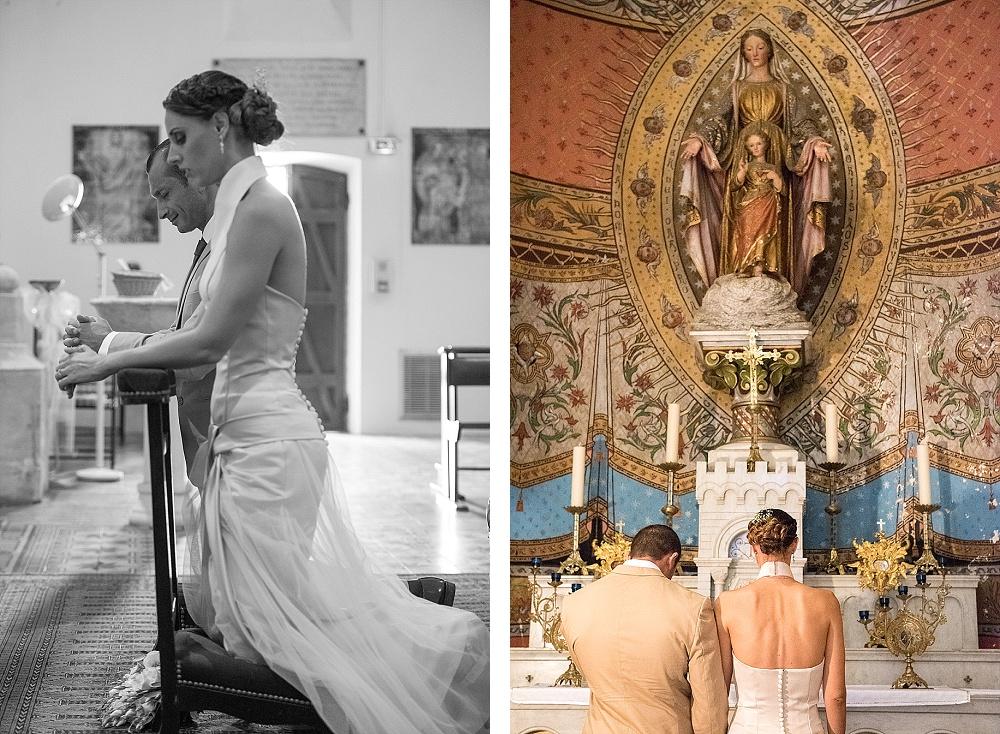 Le mariage champêtre de Kathleen dans un ancien moulin à huile - Photo Cedric Moulard (9)
