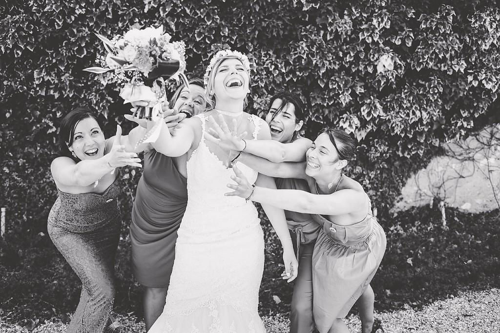 Le mariage de Jessica sur un thème chic et champêtre d'inspiration Nord américain (11)