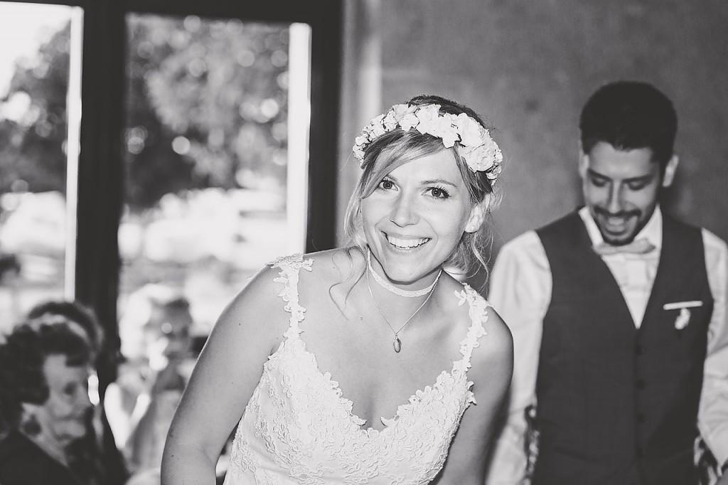 Le mariage de Jessica sur un thème chic et champêtre d'inspiration Nord américain (18)