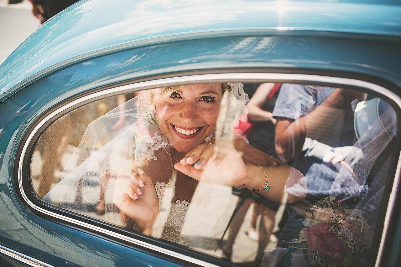 Le mariage de Jessica sur un thème chic et champêtre d'inspiration Nord américain