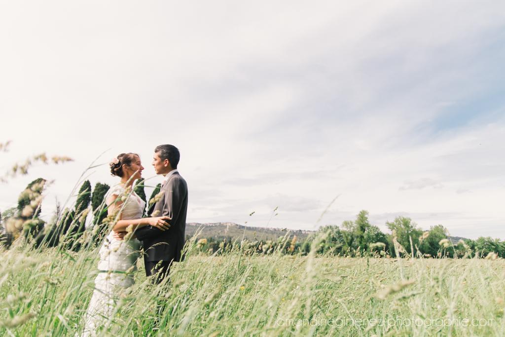 Mon mariage champêtre avec une note de romantisme : le goûter d'honneur