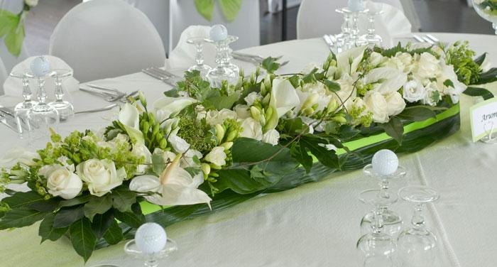 L art des fleurs mademoiselle dentelle - Centre de table fleurs mariage pas cher ...