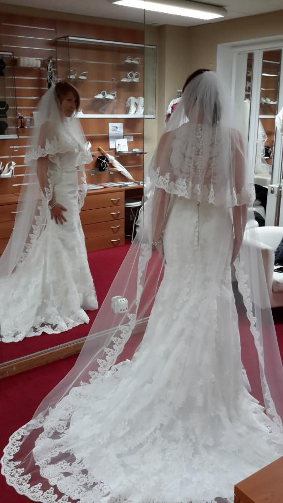 Pourquoi je n'ai pas eu le coup de coeur pour la robe choisie