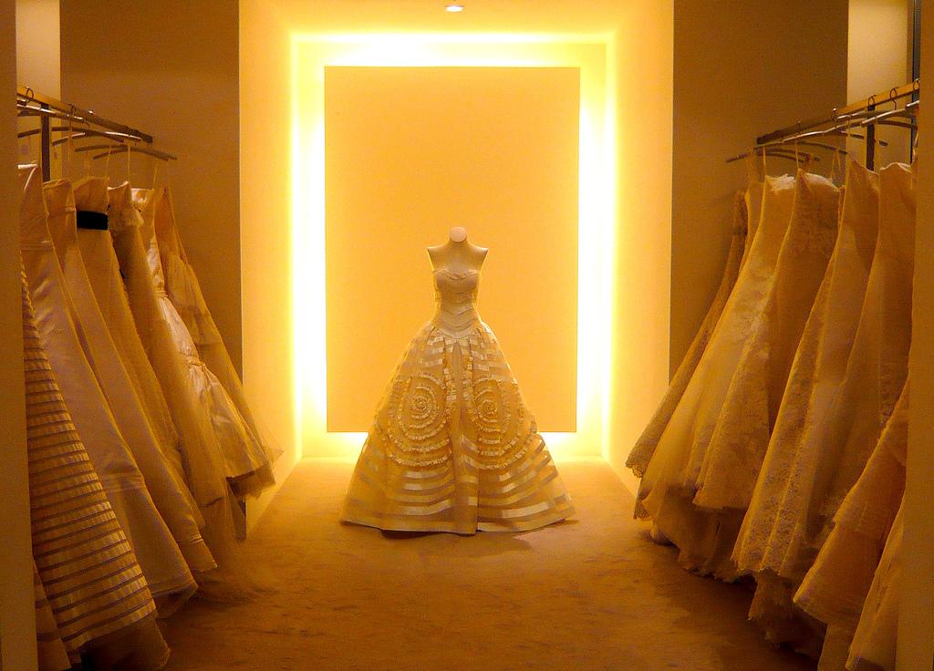 Le choix de ma robe – Partie 1
