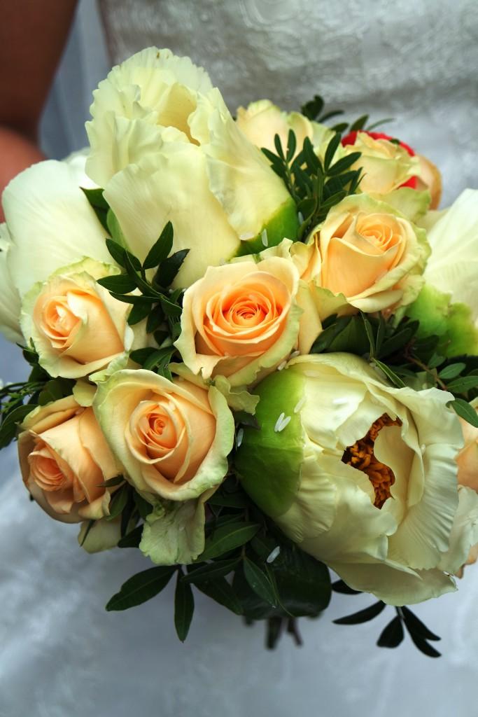 Mon bouquet le jour J !