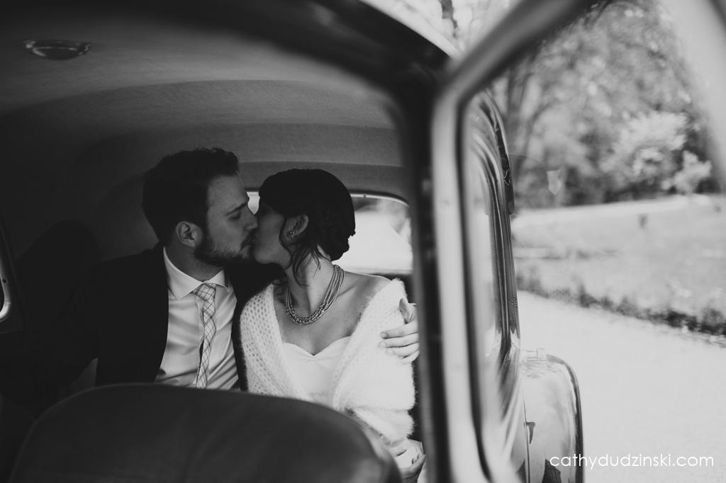 Mon mariage champêtre et botanique : les photos de couple
