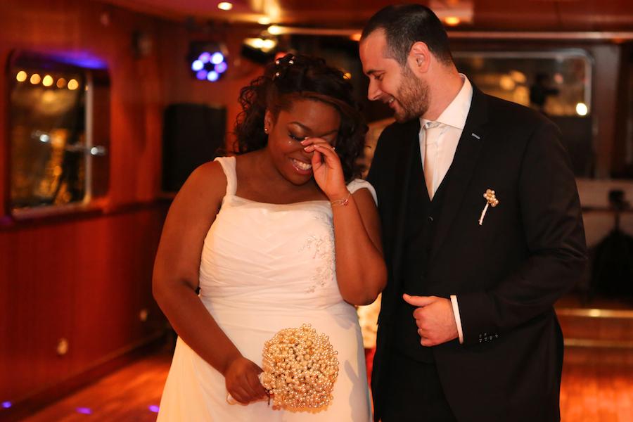 Mon mariage à Paris entre tradition et modernité : la réception sur l'eau