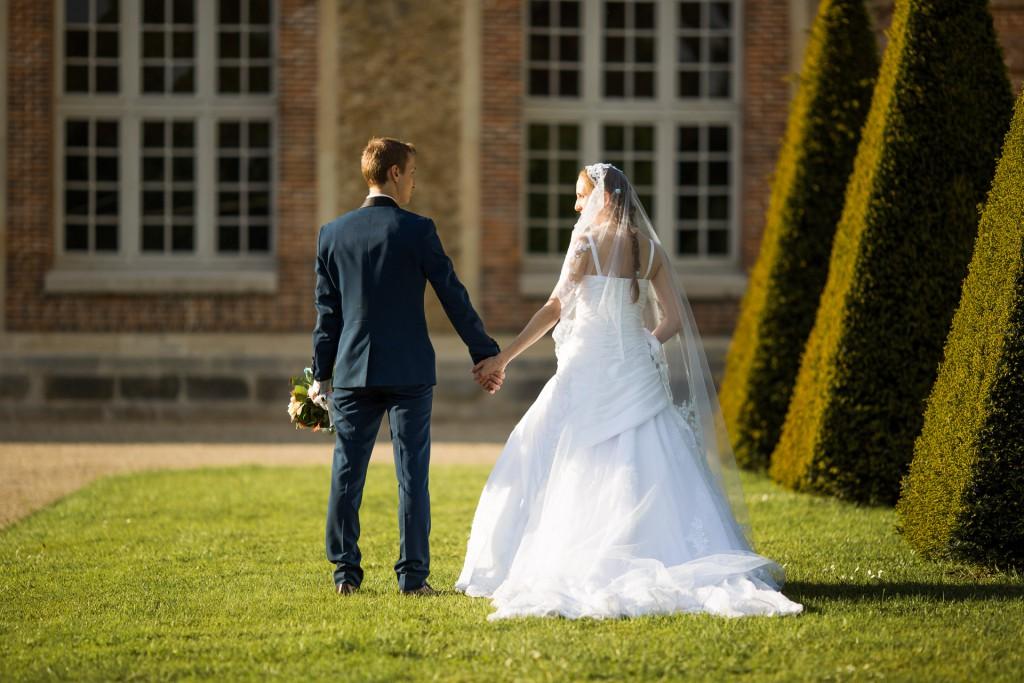 Bilan financier et émotionnel de notre mariage // Photo : Edouard Gasche