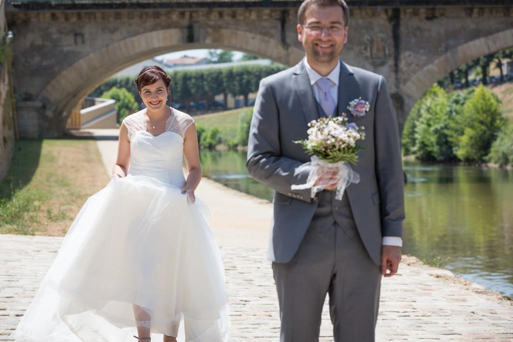 Le mariage fleuri de Mme Fleur en parme, anis et ivoire - Photo Laurent Guitou (7)