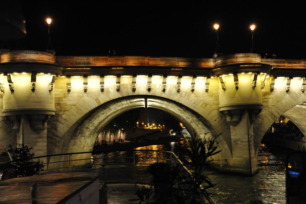 Une croisière sur la Seine pour notre jour J // Photo : Claude Duballe