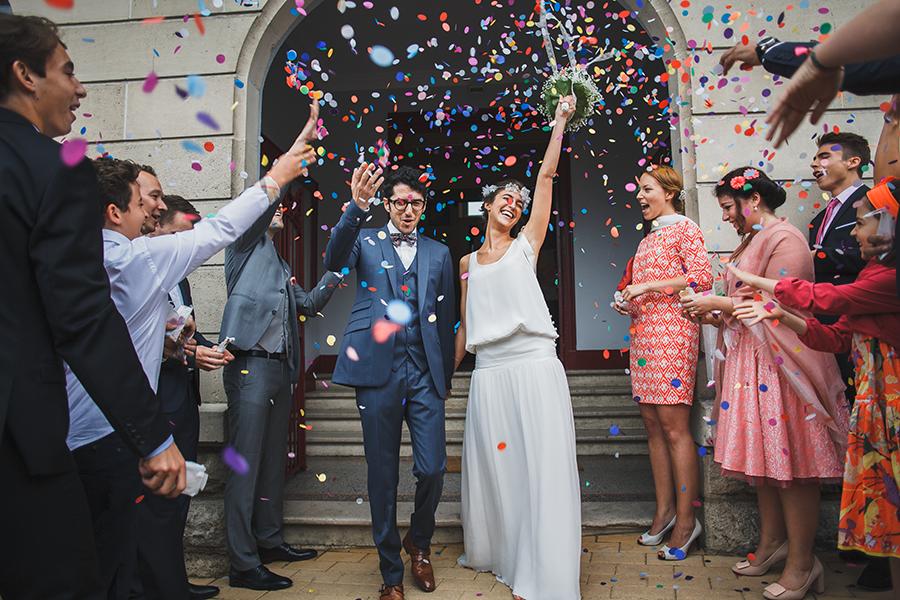 Comment annoncer la liste de mariage aux invités ?