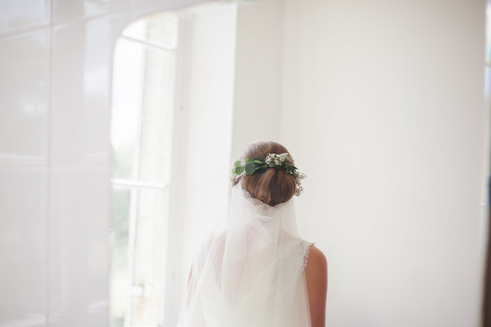 Valerie Burg Coiffure de Mariage