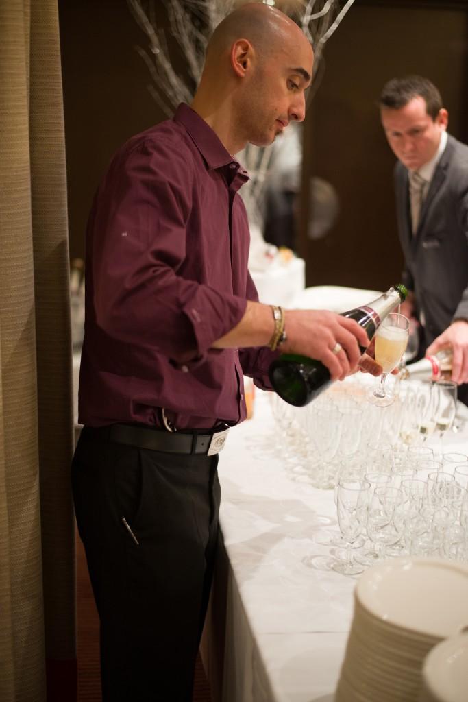 Cocktail du mariage // Photo : Basile Crespin