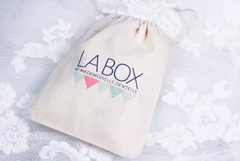 La Dentelle Box : cadeaux, surprises et bons plans pendant tes préparatifs de mariage