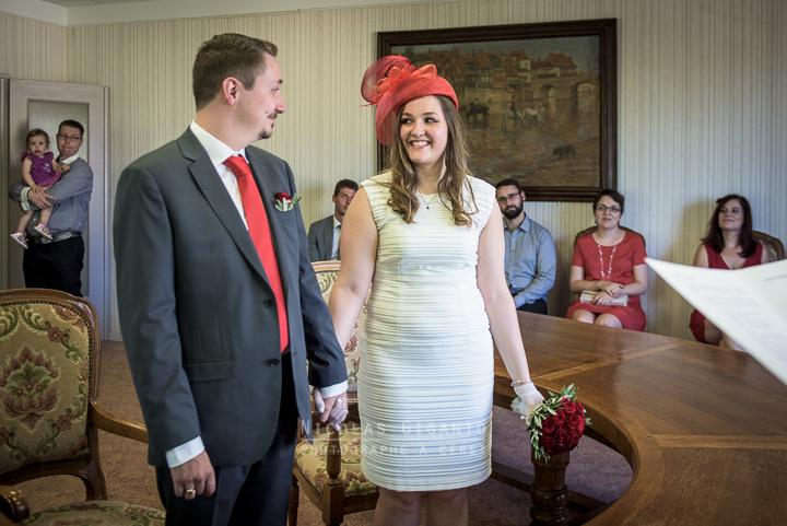 Le joli mariage de Christelle sur le thème de la danse  - Photo Nicolas Giganto (1)