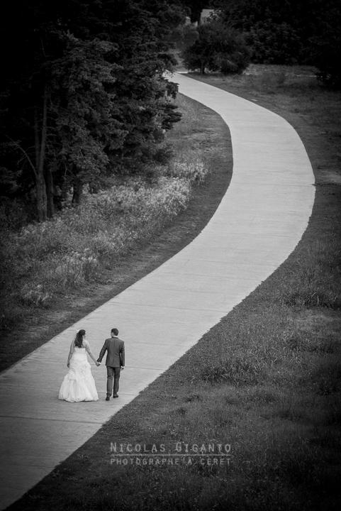 Le joli mariage de Christelle sur le thème de la danse  - Photo Nicolas Giganto (12)