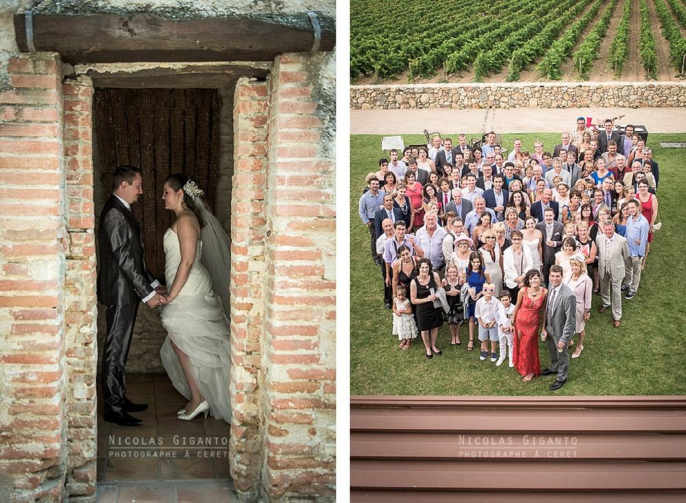 Le joli mariage de Christelle sur le thème de la danse  - Photo Nicolas Giganto (8)