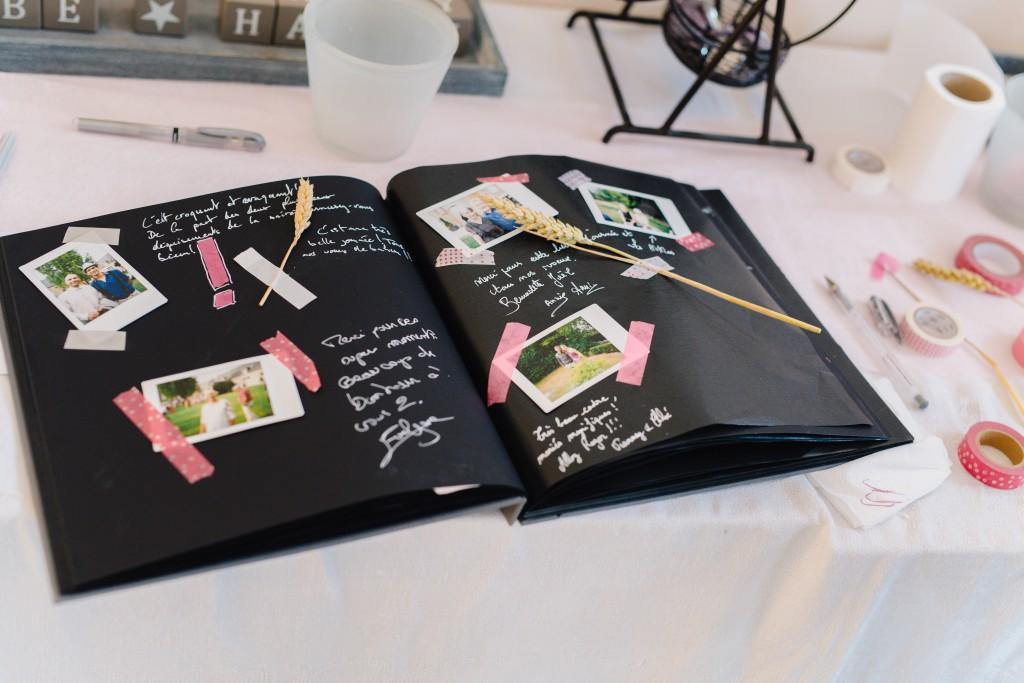 Le mariage en rose et champêtre d'Hélène dans un joli corps de ferme en Picardie - Photo Jérôme Lartisien (21)