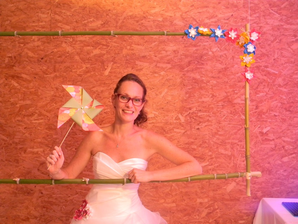 Le mariage fait maison de Delphine, sans thème et plein de couleurs et d'originalité 3