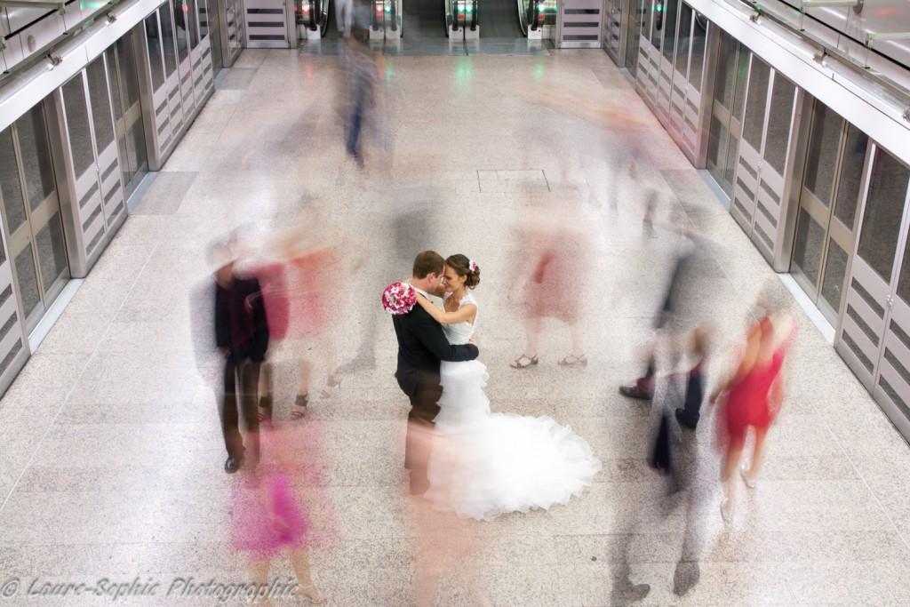Le mariage fait maison de Delphine, sans thème et plein de couleurs et d'originalité - Photo Laure Sophie Photographie (10)