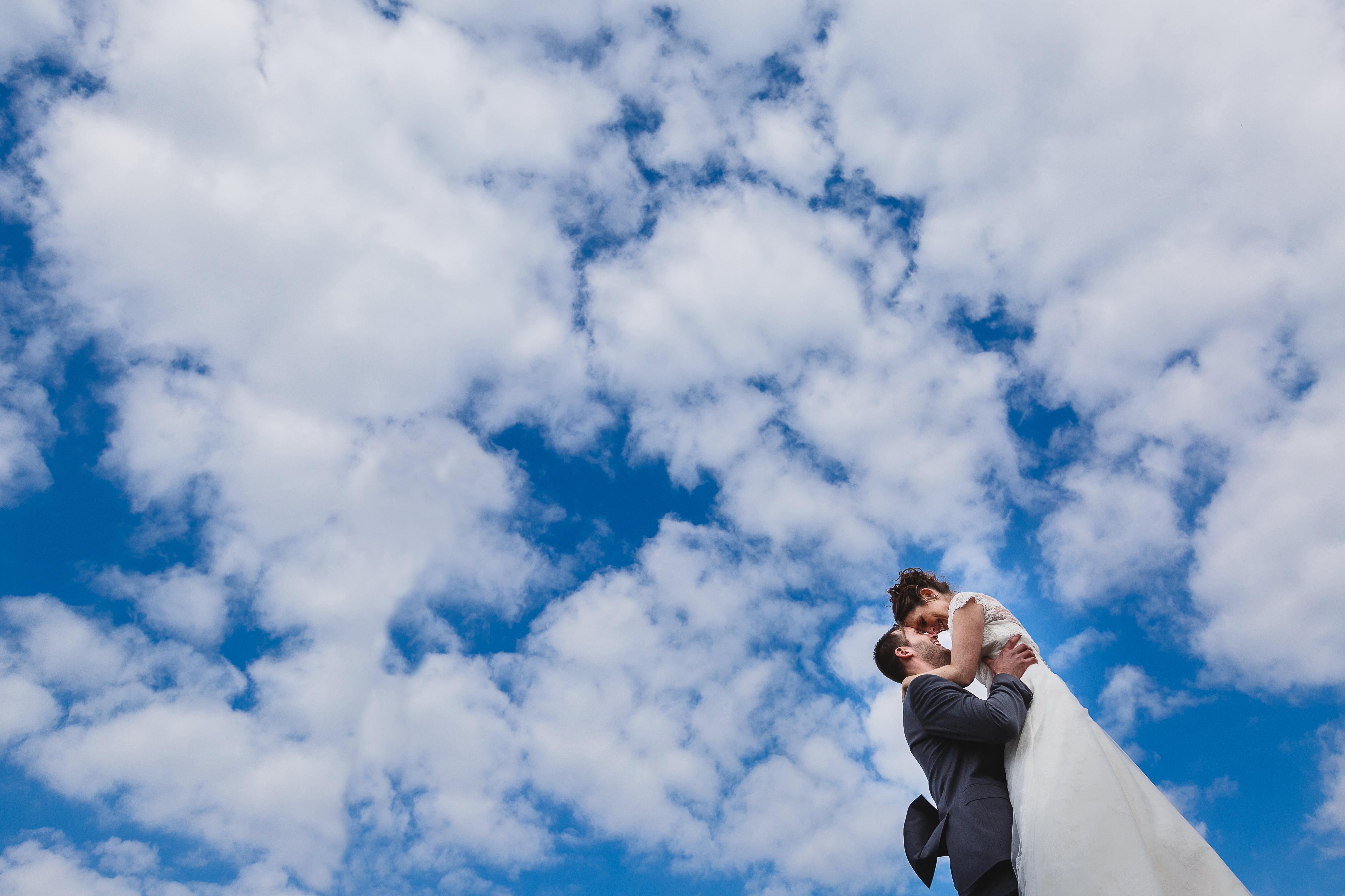 Mon mariage plein d'humour et de tendresse : notre séance photo en amoureux