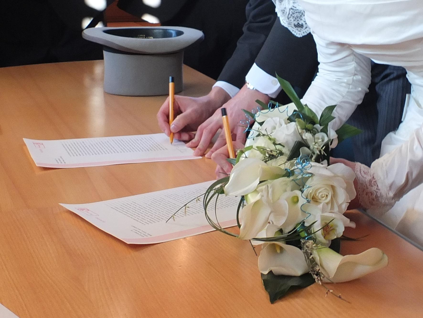 Mon mariage marmottes et flocons : une cérémonie civile participative et émouvante !