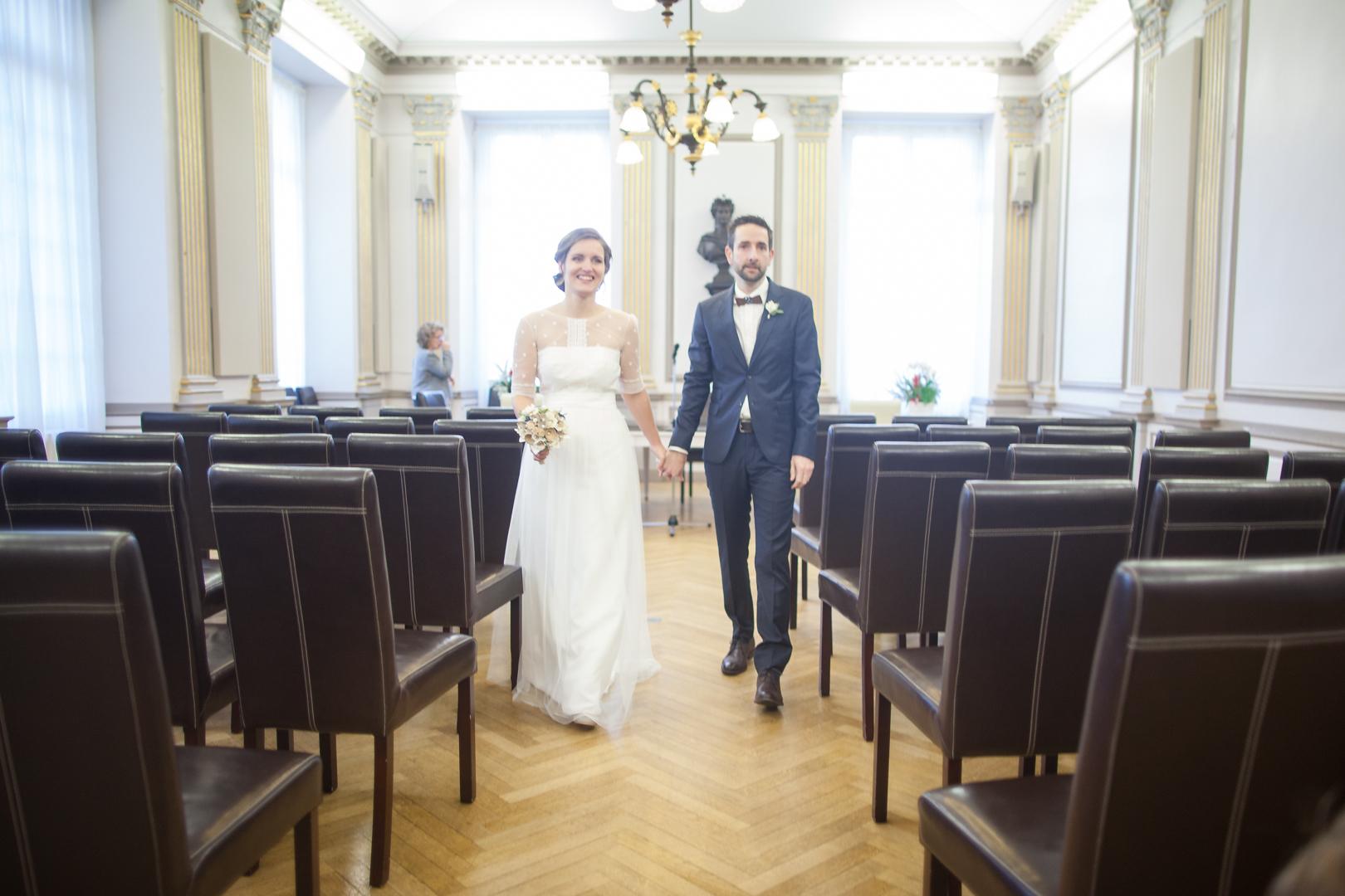 Mon mariage de (presque) Noël : la cérémonie civile