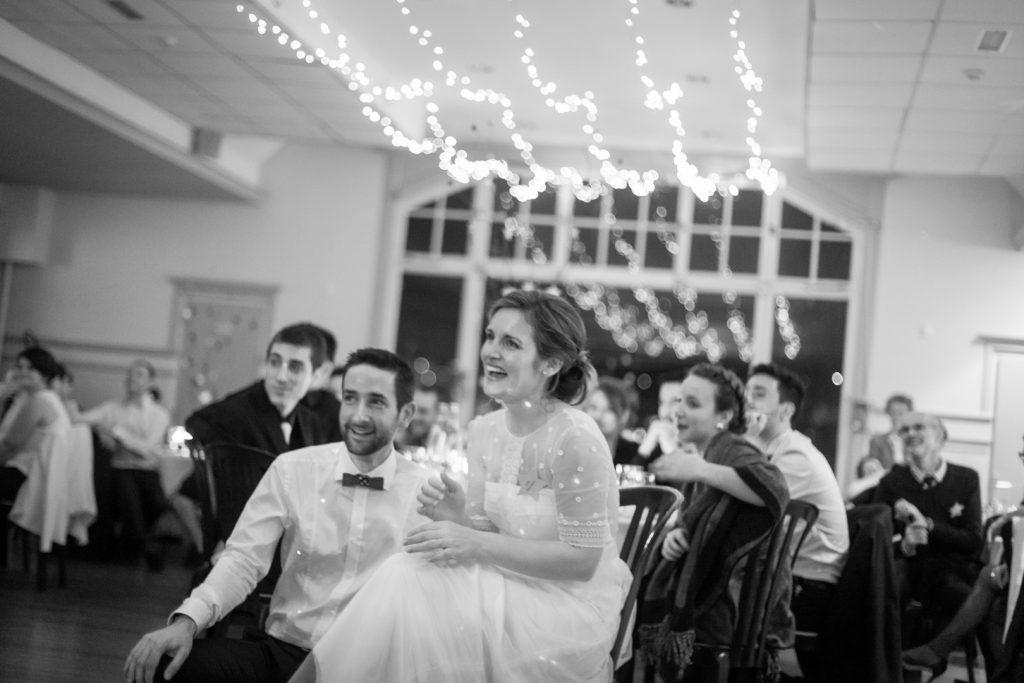 Les animations et les surprises du mariage ! // Photo : Sébastien Loup - 76 images par seconde