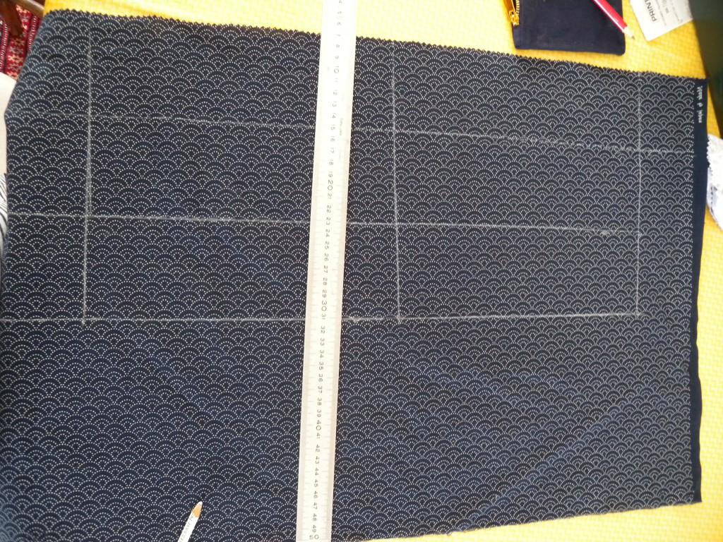DIY : ballotins de dragées en furoshiki