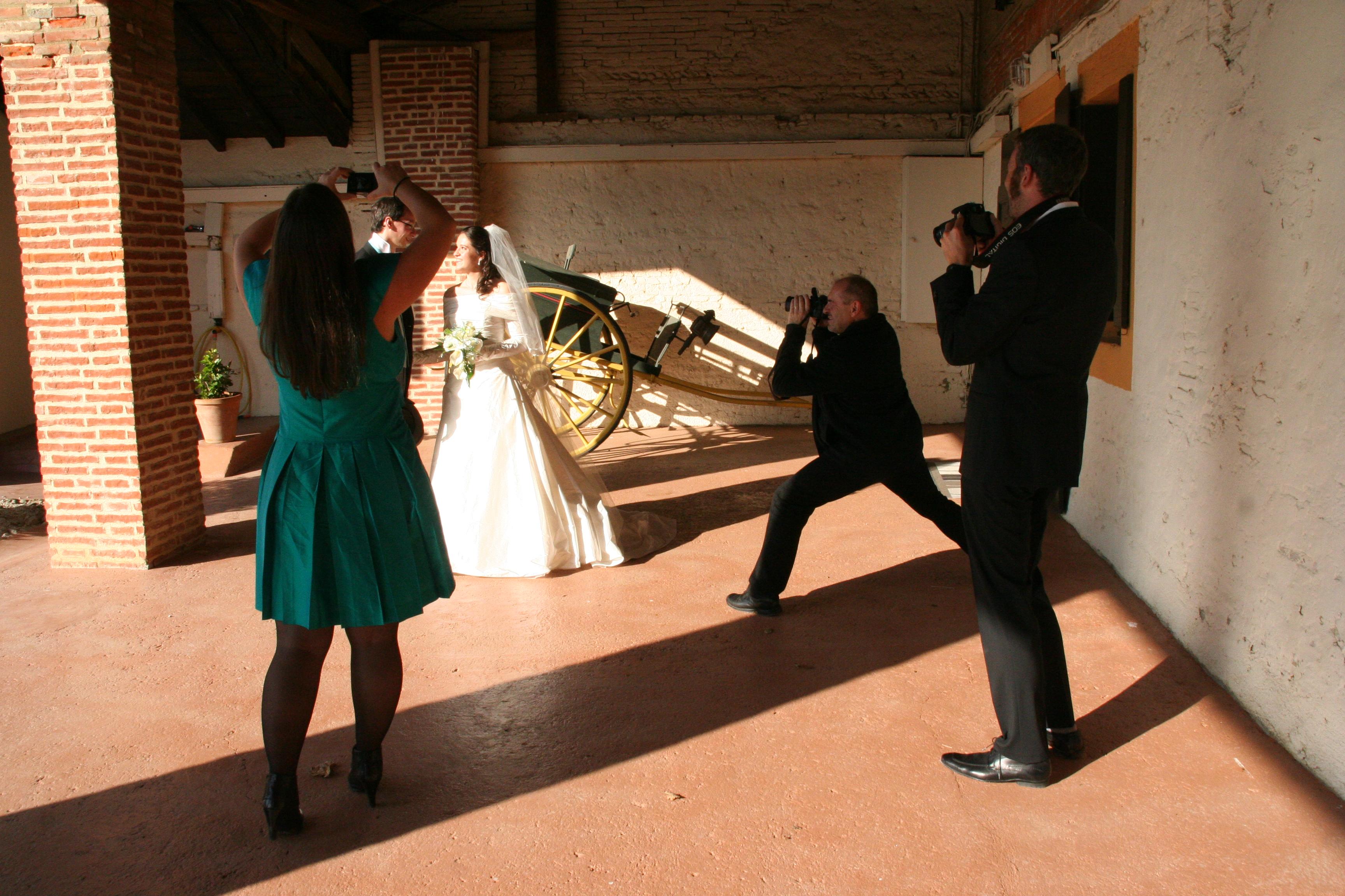 Mon mariage marmottes et flocons : nos photos de couple