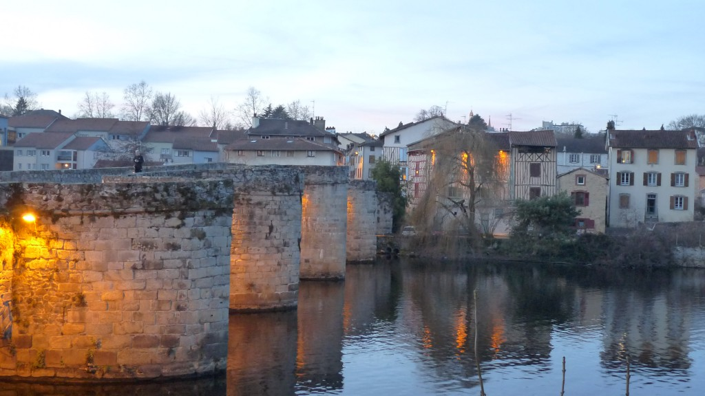 Pause dans les rues de Limoges avant le tourbillon du jour J !