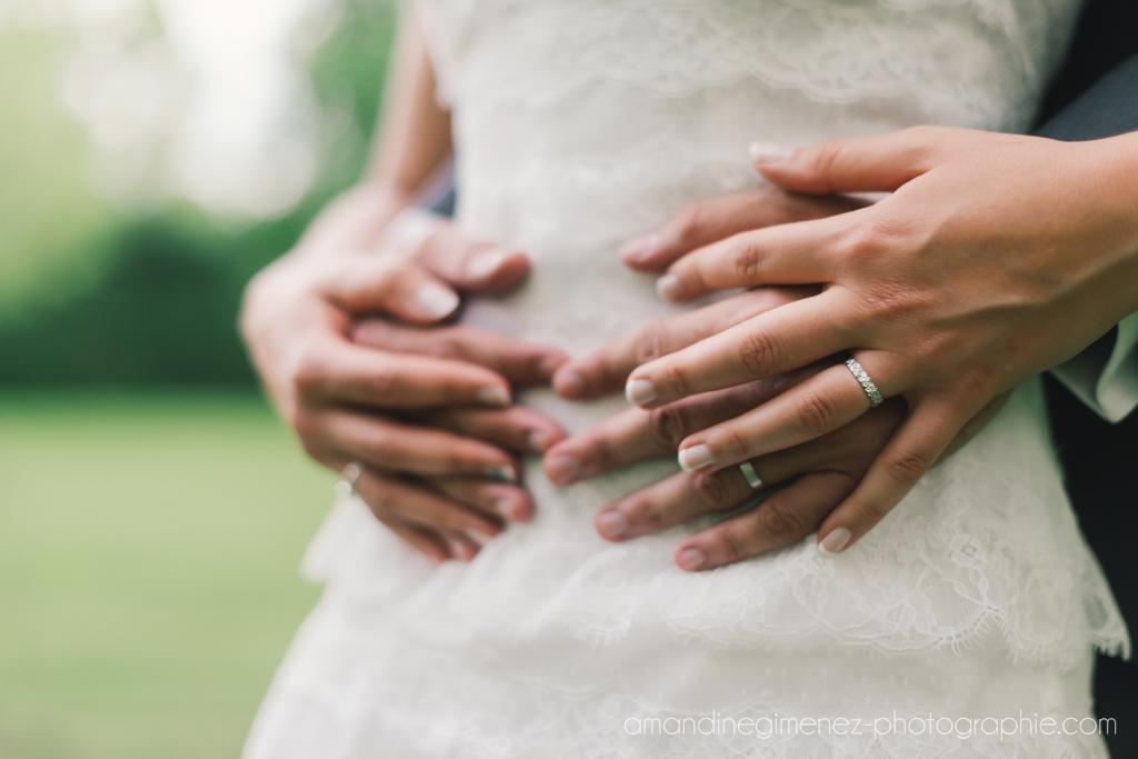 Mon mariage champêtre avec une note de romantisme : le cocktail