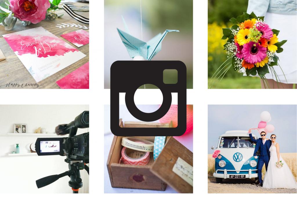 Abonne-toi au compte Instagram de Mademoiselle Dentelle