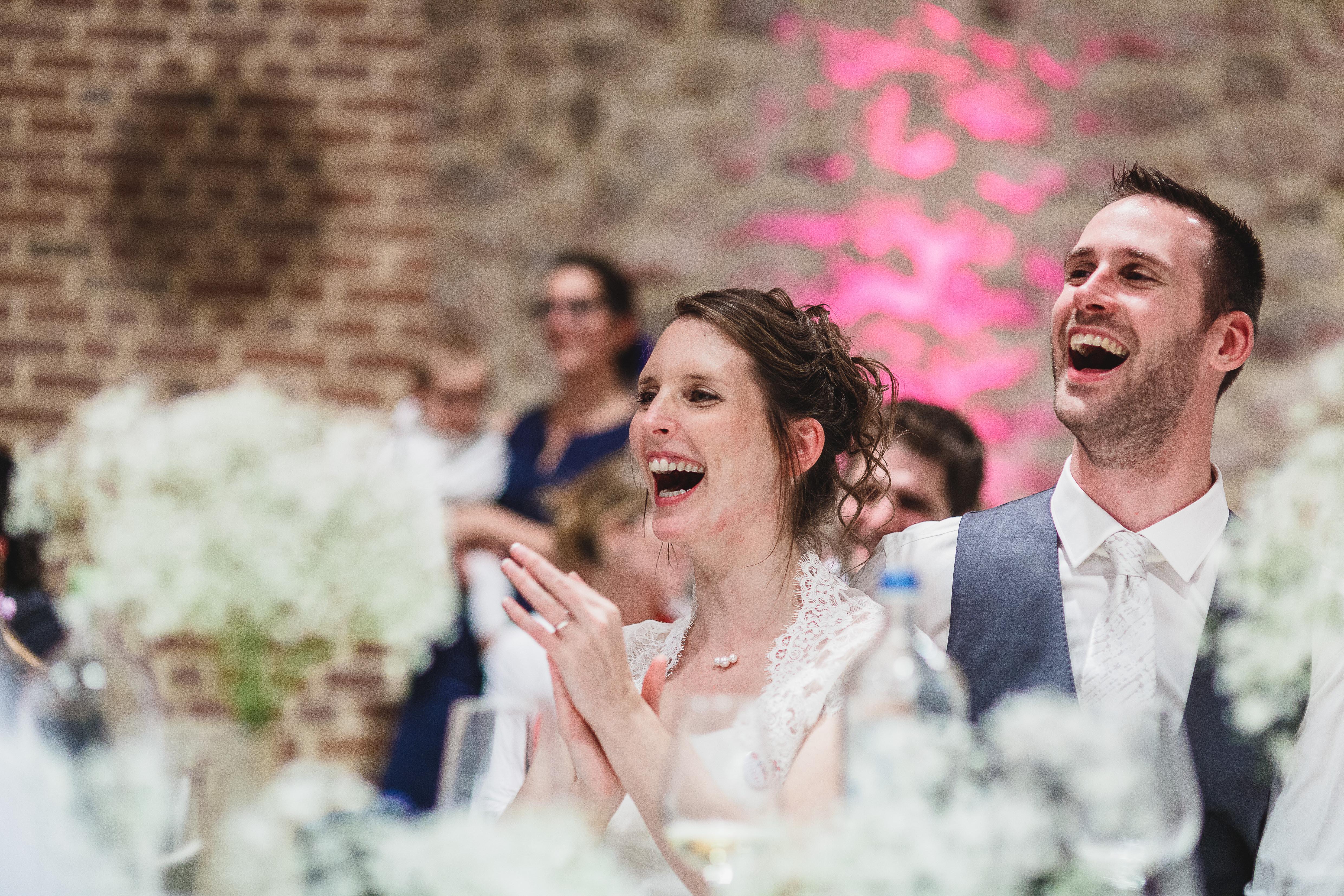 Mon mariage plein d'humour et de tendresse : un repas chargé en émotions