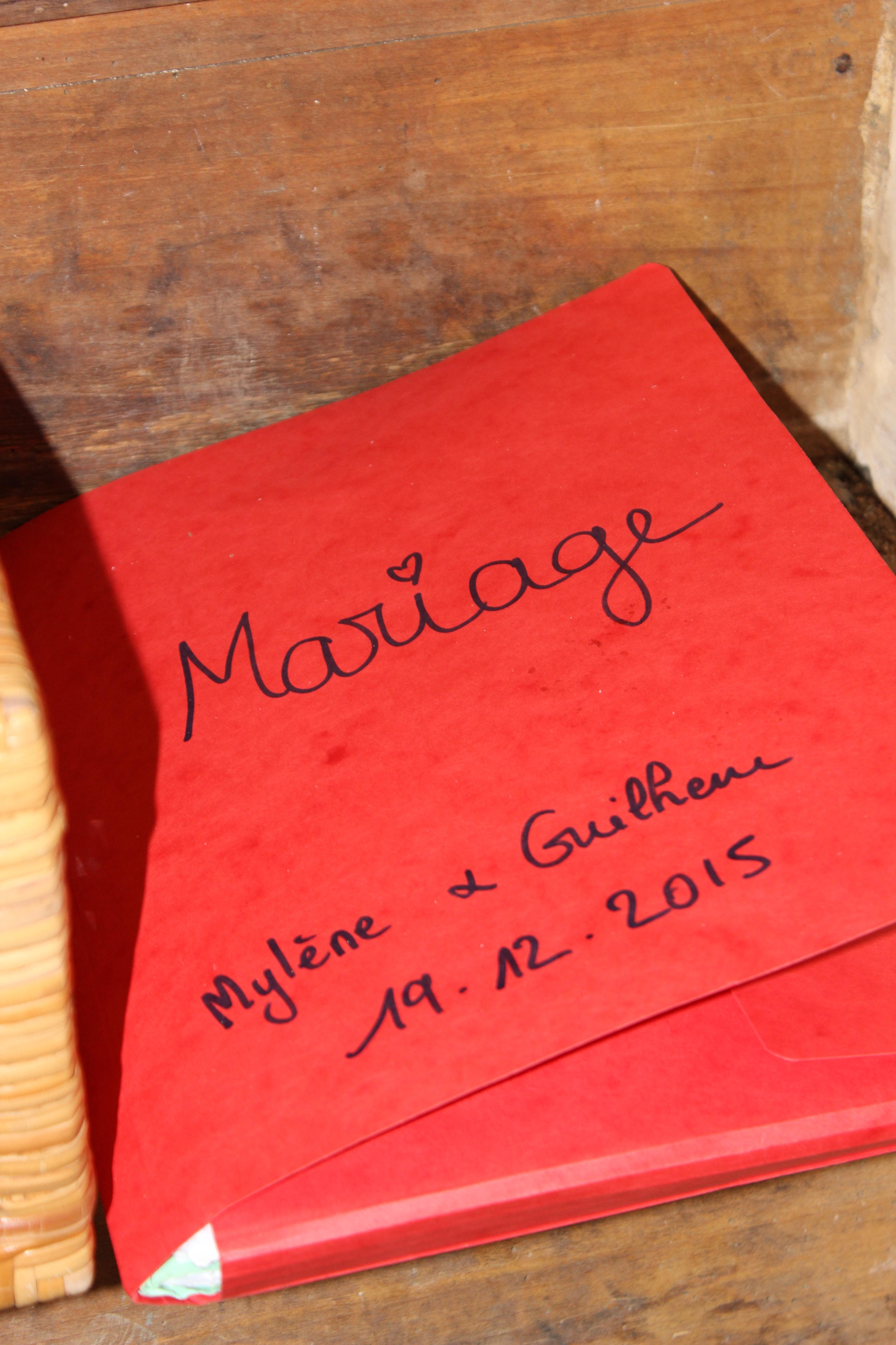 Mon mariage marmottes et flocons : l'entre-deux cérémonies