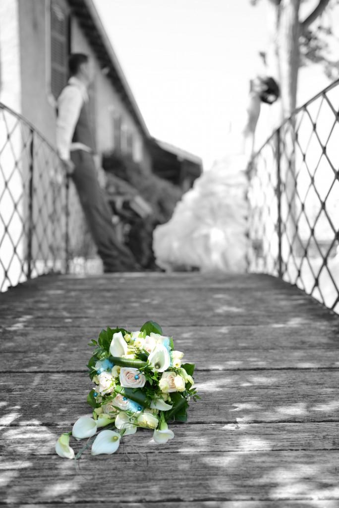 Le mariage en bleu et blanc et à son image de Minette - Photo Azaliya (14)