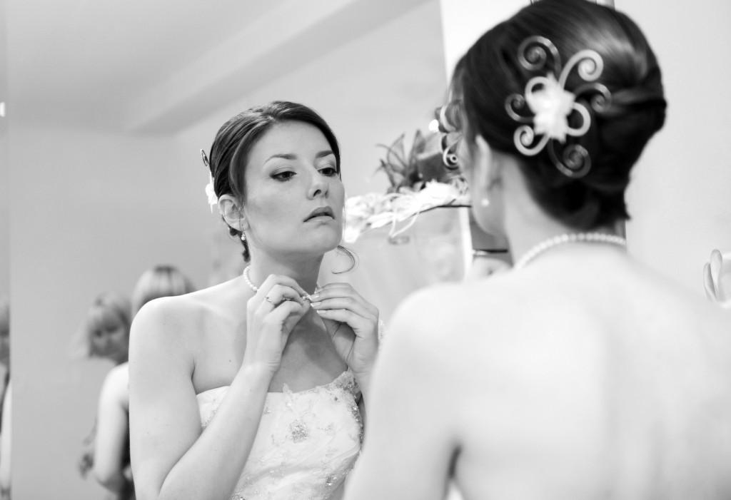 Le mariage en bleu et blanc et à son image de Minette - Photo Azaliya (3)