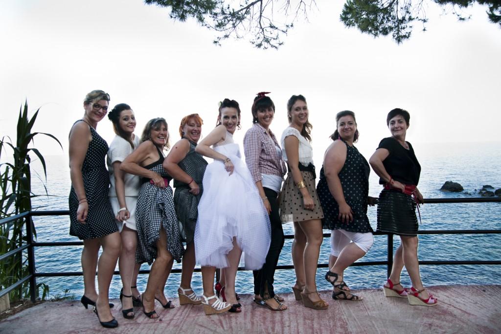 Le mariage rockabilly et participatif de Catherine dans le Cap Corse (28)